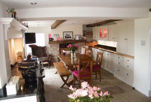 Langley bespoke kitchen