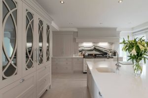 Luxury fitted kitchens Cheshire